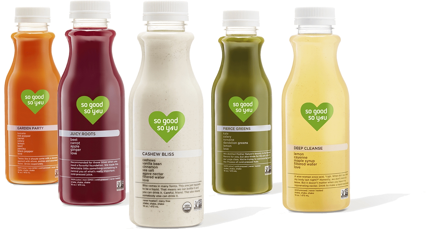 5 Day Juice Cleanse