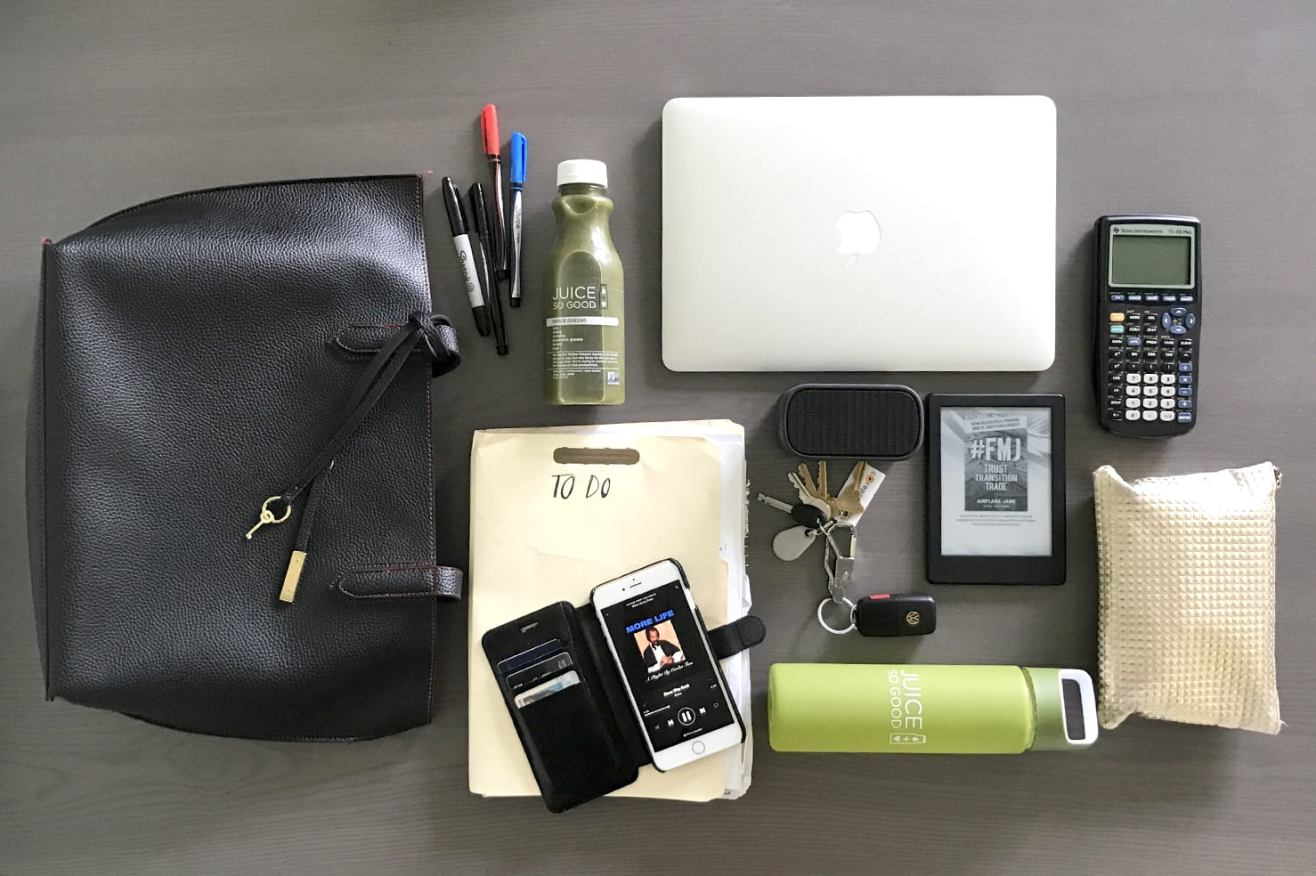What's in my bag - SoGoodSoYou
